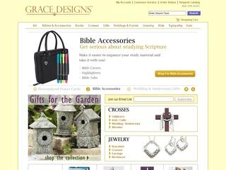 Go to gracedesigns.com website.