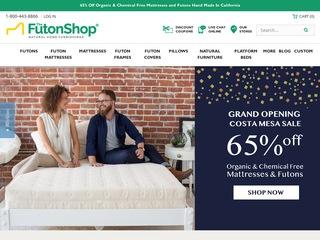 Go to thefutonshop.com website.
