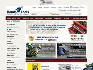 Go to handsontools.com website.