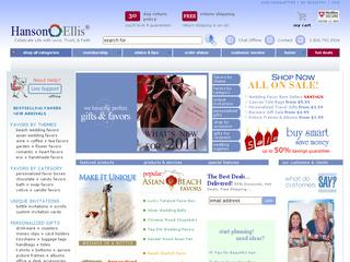Go to hansonellis.com website.