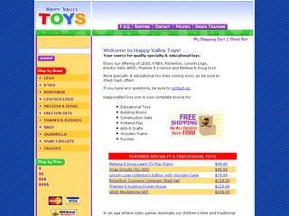 Go to happyvalleytoys.com website.