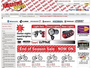 Go to hargrovescycles.co.uk website.