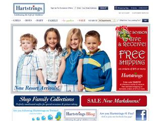 Go to hartstrings.com website.