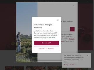 Go to Jurlique UK website.