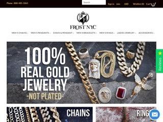 Go to frostnyc.com website.