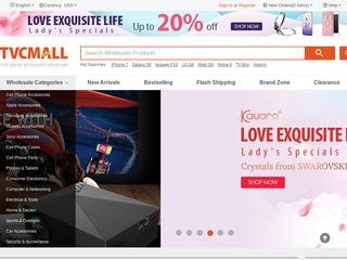 Go to tvc-mall.com website.