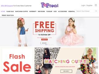Go to popreal.com website.
