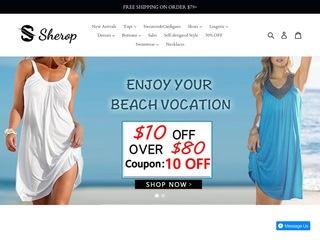 Go to sherop.com website.