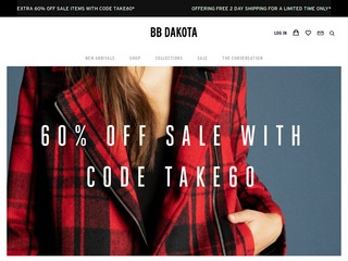 Go to bbdakota.com website.