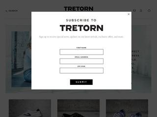 Go to us.tretorn.com website.