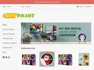 Go to Idiypaint (Shenzhen Dabai Pet Co.Ltd) website.
