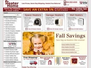 Go to heater-home.com website.