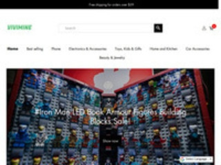 Go to vivimine.com website.