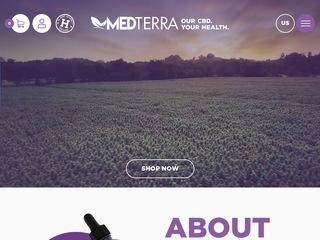 Go to Medterra CBD website.