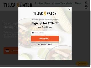 Go to Tiller & Hatch Co. website.