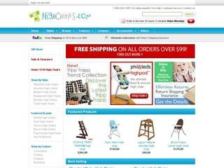 Go to highchairs.com website.