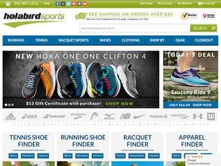 Go to Holabird Sports website.