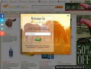 Go to horseloverz.com website.