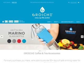 Go to grosche.ca website.