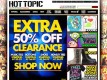 See hottopic.com's coupon codes, deals, reviews, articles, news, and other information on Contaya.com