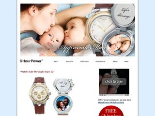 Go to hourpowerwatches.com website.