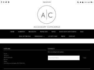 Go to accessoryconcierge.com website.