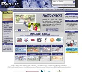 Go to identitychecks.com website.
