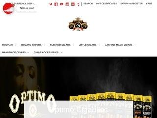 Go to Buitrago Cigars website.