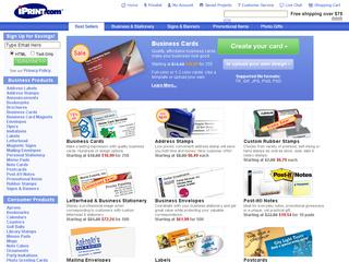 Go to iprint.com website.