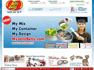Go to jellybelly.com website.