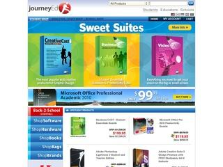 Go to journeyed.com website.