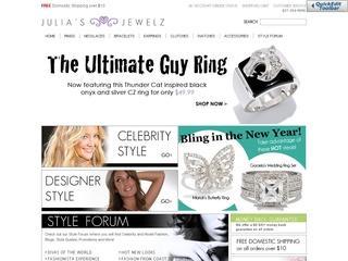Go to juliasjewelz.com website.
