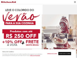Go to shopkitchenaid.com website.