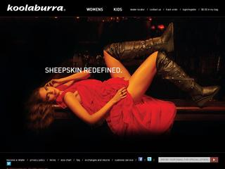 Go to koolaburra.com website.