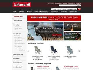 Go to lafumafurniture.com website.