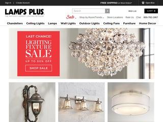 Go to lampsplus.com website.