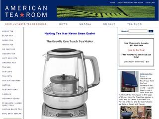 Go to americantearoom.com website.