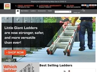 Go to Little Giant Ladder website.