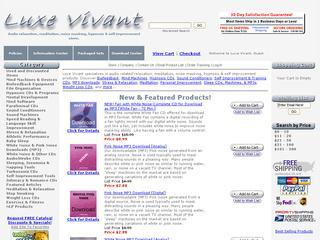 Go to luxevivant.com website.