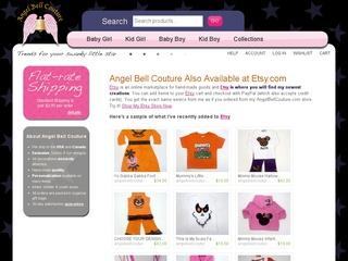 Go to angelbellcouture.com website.