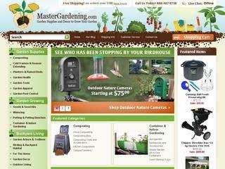 Go to mastergardening.com website.