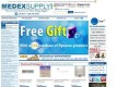 See medexsupply.com's coupon codes, deals, reviews, articles, news, and other information on Contaya.com