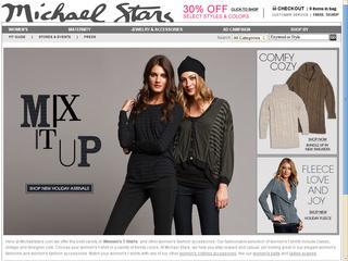 Go to michaelstars.com website.