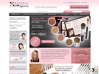 Go to mineralhygienics.com website.