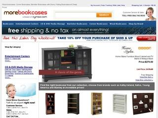 Go to morebookcases.com website.