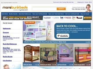 Go to morebunkbeds.com website.