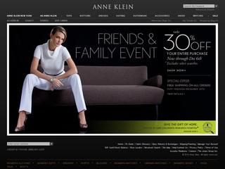 Go to anneklein.com website.