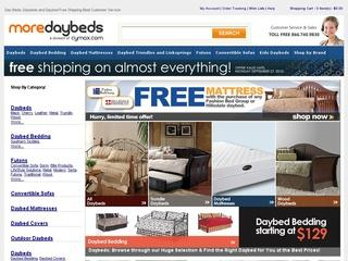 Go to moredaybeds.com website.