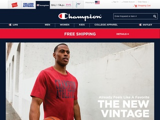 Go to championusa.com website.