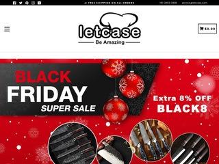 Go to letcase.com website.